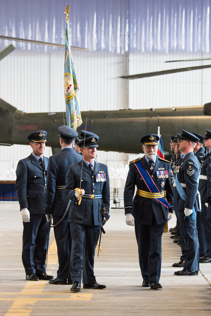 100 Years Of No 28 Squadron