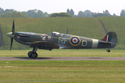 Supermarine Spitfire Mk Vb AB910 at Cosford Air Show 2007