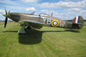 Hawker Hurricane Mk IIc LF363 at Cosford Air Show 2009