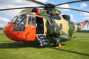 Belgian Air Force Sikorsky Sea King Mk.48 RS02 at Cosford Air Show 2009