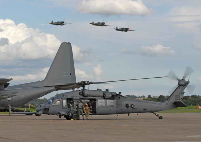 Duxford American Air Day 2009