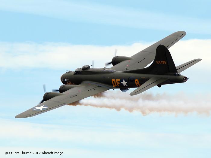 Duxford American Air Day 2012