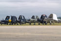 Line up at Duxford Flying Legends 2006