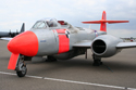 Gloster Meteor T7 (Mod) WL419 at the RAF Northolt Photocall Event 2010