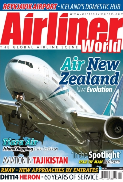 Airliner World Magazine Airliner World Magazine The
