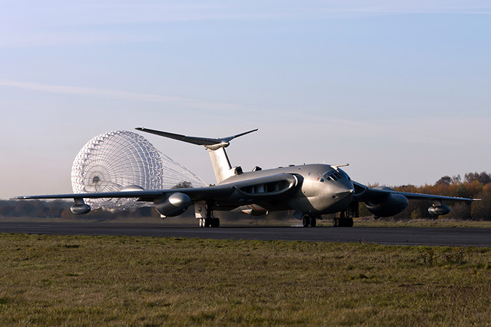 25th anniversary of the arrival of Handley Page Victor XL231 Lusty Lindy at Elvington Air Museum