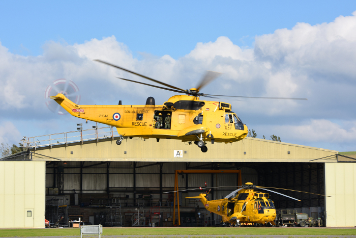 Farewell To RAF Search and Rescue - 13th October 2015