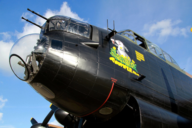 Lancaster PA474 new nose art