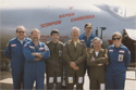 Classic Aviation ground and air crew