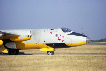 100 Squadron Canberras