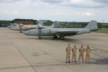 39 Squadron returns from its last detachment