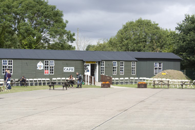 East Kirkby NAAFI and cafe