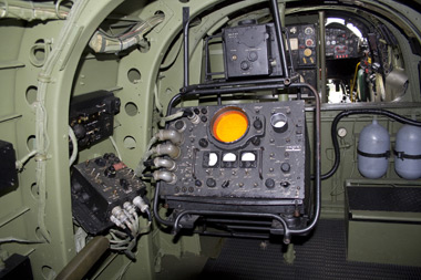 Inside Avro Lancaster Just Jane