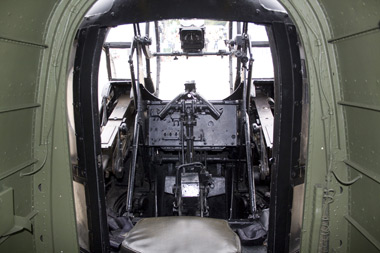 Avro Lancaster Just Jane FN-20 4-gun tail turret