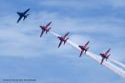 The Red Arrows Aerobatic Display Team
