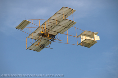 Bristol Boxkite replica at Old Warden Air Show 2009
