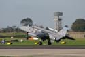 SEPECAT Jaguar XX725 takeoff at RAF Coltishall
