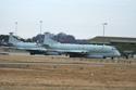 Hawker Siddeley Nimrod MR2s at RAF Kinloss