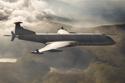 BAE Systems Nimrod MRA4 PA2 ZJ518 air-to-air