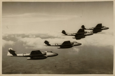 Gloster Meteors