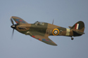 Hawker Hurricane Mk XII G-HURI Z5140 at the Closing day at RAF Coltishall 2006
