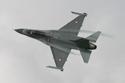 Lockheed Martin F-16BM Fighting Falcon ET-207 at RAF Coltishall Last Enthusiasts Day
