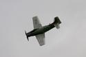 Douglas A-1 Skyraider G-RADR 126922 at RAF Coltishall Last Enthusiasts Day
