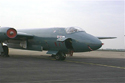 English Electric Canberra T4 WJ874/VN799 (painted in blue paint scheme)