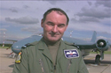 Air Officer Commanding Number 3 group Air Vice-Marshal Andy White