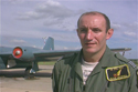 Wing Commander Clive Mitchell
